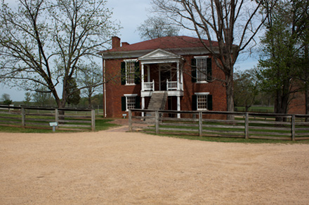 Court House at Appomattox Court House