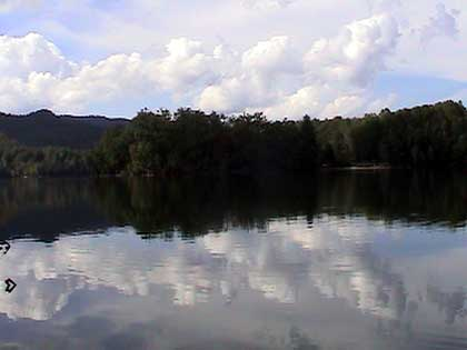 Bear Creek Lake, NC