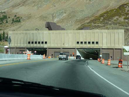 Eisenhower-Johnson Tunnel