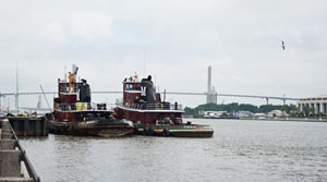 tugboats Savannah