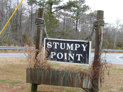 Stumpy Point NC
